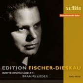 Edition Fischer-Dieskau – Vol. IV: Lieder by Beethoven and Brahms von Hertha Klust Dietrich Fischer-Dieskau