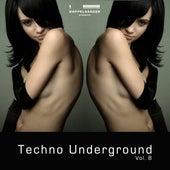 Doppelgänger pres. Techno Underground, Vol. 8 von Various Artists
