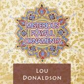 Misterious Playful Ornaments by Lou Donaldson
