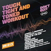 Body By Jake: Tough, Tight And Toned Workout (BPM 118-128) di Various Artists