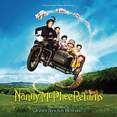 Nanny McPhee Returns (Original Motion Picture Soundtrack) by James Newton Howard