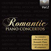 Romantic Piano Concertos, Vol. 2 de Various Artists