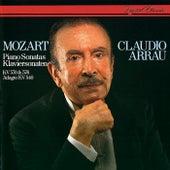 Mozart: Piano Sonatas Nos. 17 & 18 von Claudio Arrau