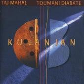 Kulanjan di Taj Mahal