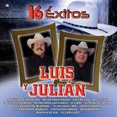 16 Exitos De Luis Y Julian de Luis Y Julian