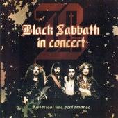 In Concert de Black Sabbath
