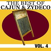 The Best Of Cajun & Zydeco Vol. 4 de Various Artists