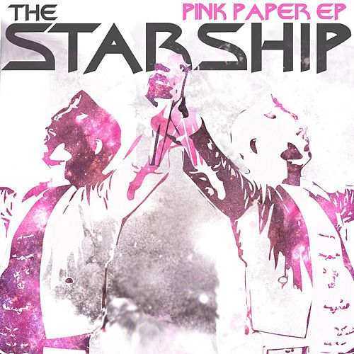 Pink Paper - EP by Starship
