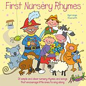 First Nursery Rhymes by Kidzone