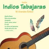 Indios Tabajaras: 16 Grandes Éxitos by Los Indios Tabajaras