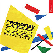PROKOFIEV, S.: Tale of the Buffoon Suite (The) / The Love for Three Oranges Suite / Waltz Suite (Royal Scottish National Orchestra, N. Jarvi) by Neeme Jarvi