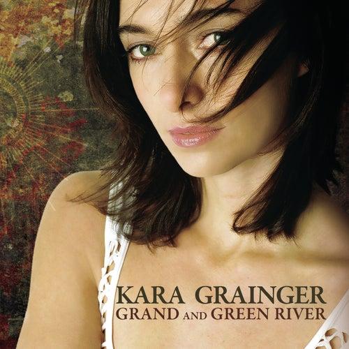Grand And Green River by Kara Grainger