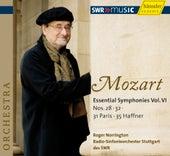 Mozart, W.A.: Symphonies (Essential), Vol. 6  - Nos. 28, 31, 32, 35 by Radio-Sinfonieorchester Stuttgart des SWR