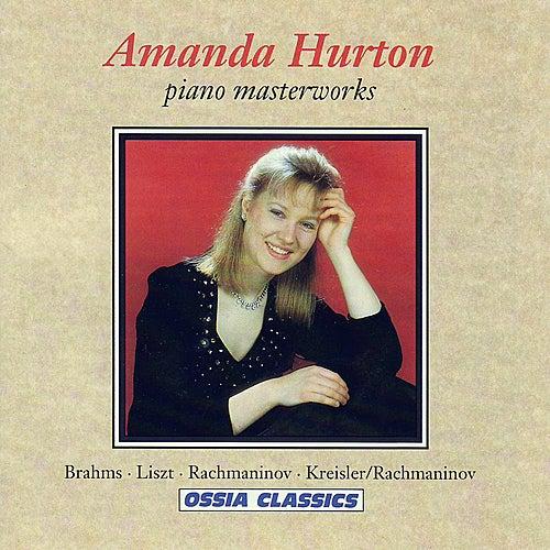 Piano Masterworks by Amanda Hurton