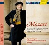 Mozart, W.A.: Symphonies (Essential), Vol. 5  - Nos. 19, 34, 36 by Radio-Sinfonieorchester Stuttgart des SWR