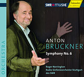 Bruckner, A.: Symphony No. 6 by Radio-Sinfonieorchester Stuttgart des SWR