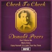 Cheek to Cheek by Donald Peers