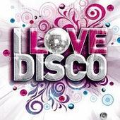 I Love Disco Music by Kenji Nakagami