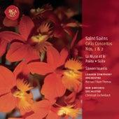 Saint-Saens: Cello Concertos Nos. 1 & 2; La Muse et le Poète; Suite, Op. 16; Prière: Classic Library Series de Steven Isserlis