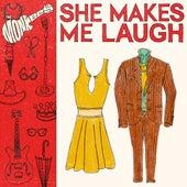 She Makes Me Laugh de The Monkees