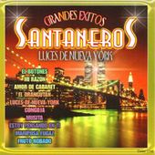 Los Grandes Exitos Santaneros by Various Artists