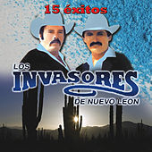 15 Exitos Vol. 1 de Los Invasores De Nuevo Leon