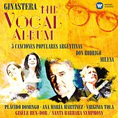 Ginastera - The Vocal Album de Gisèle Ben-Dor