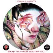 Boom - Tech-House Selection, Vol. 1 de Various Artists