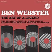 The Art Of A Legend von Ben Webster