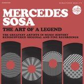 The Art Of A Legend by Mercedes Sosa