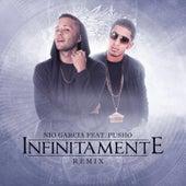Infinitamente (Remix) [feat. Pusho] de Nio Garcia
