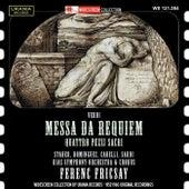 Verdi: Messa da Requiem & 4 Pezzi sacri by Various Artists