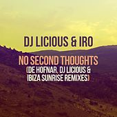 No Second Thoughts (Remixes) by Various Artists