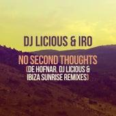 No Second Thoughts (Remixes) von Various Artists