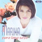 Para Lang Sa'Yo by Marika