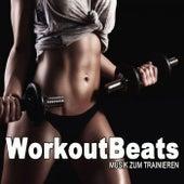 Workoutbeats, Musik Zum Trainieren (128 Bpm) & DJ Mix (The Best Music for Aerobics, Pumpin' Cardio Power, Crossfit, Plyo, Exercise, Steps, Piyo, Barré, Routine, Curves, Sculpting, Abs, Butt, Lean, Twerk, Slim Down Fitness Workout) by Various Artists