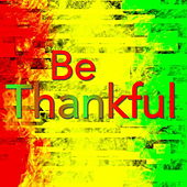 Be Thankful von Various Artists