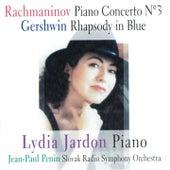 Rachmaninov: Piano Concerto No. 3 - Gershwin: Rhapsody In Blue by Lydia Jardon