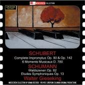 Schubert & Schumann: Piano Works by Walter Gieseking