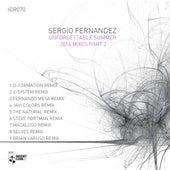 Unforgettable Summer 2016 Mixes, Pt. 2 by Sergio Fernandez