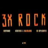 3X Rock (Ao Vivo) de Various Artists