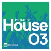Project House, Vol. 3 - EP de Various Artists