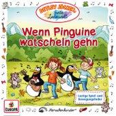 Wenn Pinguine watscheln gehn von Detlev Jöcker