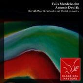 Oistrakh Plays Mendelssohn and Dvorák Concertos by David Oistrakh