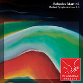 Martinu: Symphonies Nos. 2, 3 by Nina Musinyan