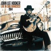 John Lee Hooker Live In San Francisco 1964 (Live) fra John Lee Hooker