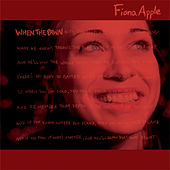 Note: See Product Comments de Fiona Apple