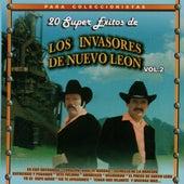 20 Super Exitos, Vol. 2 de Los Invasores De Nuevo Leon