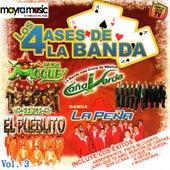 Los 4 Ases De La Banda, Vol. 3 by Various Artists
