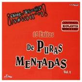 15 Exitos De Puras Mentadas, Vol. 2 de Various Artists